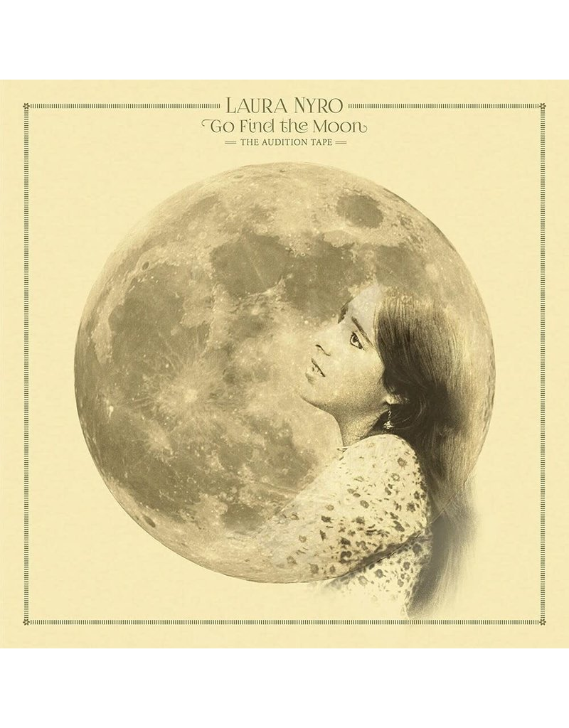 (CD) Laura Nyro - Go Find the Moon (Audition Tapes)