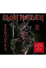 (CD) Iron Maiden- Senjutsu (2CD)