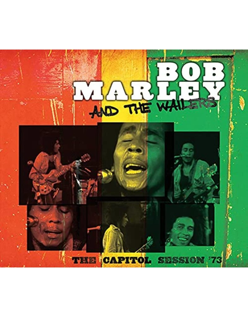 Mercury Records (CD) Bob Marley & The Wailers - The Capitol Session '73 (1CD+1DVD)