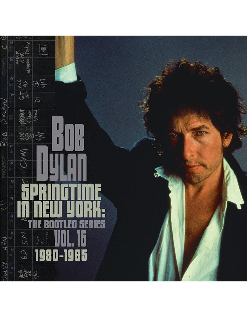 (CD) Bob Dylan - Springtime In New York: The Bootleg Series Vol.16 (1980-1985) (5CD/Deluxe)
