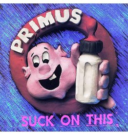 (LP) Primus - Suck On This (Gatefold/Cobalt Blue)