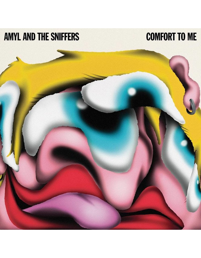 (CD) Amyl & The Sniffers - Comfort To Me