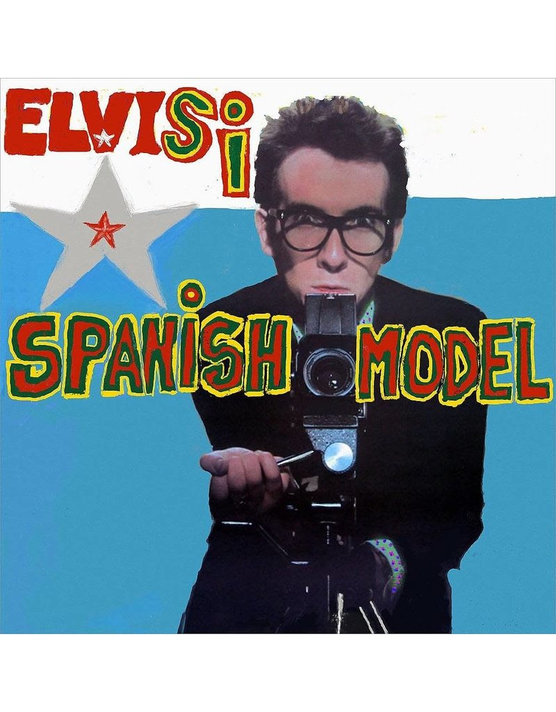 (CD) Elvis Costello - Spanish Model