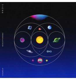 Atlantic (LP) Coldplay - Music Of The Spheres (Recycled Splatter)