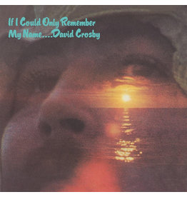 (LP) David Crosby - If I Could Only Remember My Name (50th Anniversary Edition)