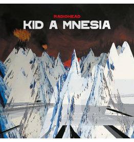XL Recordings (LP) Radiohead - Kid A Mnesia (3LP/Red Vinyl Edition)