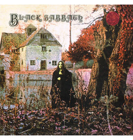 BMG Rights Management (LP) Black Sabbath -  Black Sabbath (180g-UK import)