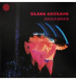 (LP) Black Sabbath -  Paranoid (import/gatefold)