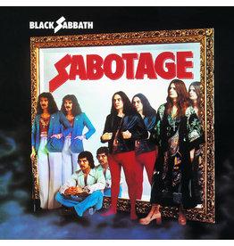(LP) Black Sabbath - Sabotage 180g-UK import)
