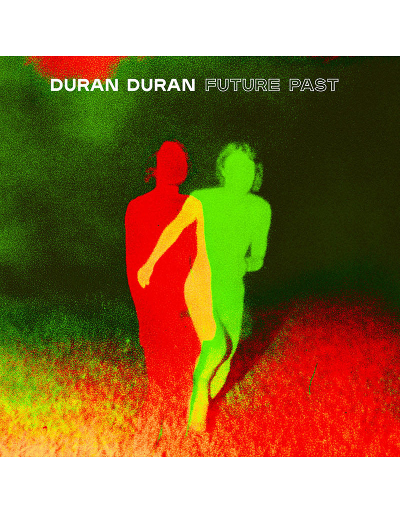(CD) Duran Duran - Future Past (Regular)