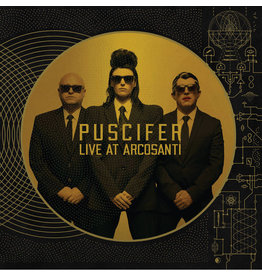 Black Friday 2021 (LP) Puscifer - Existential Reckoning: Live At Acrosanti (Coloured) BF21