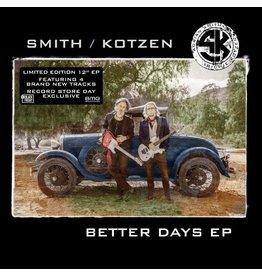 Black Friday 2021 (LP) Smith/Kotzen - Better Days (4-Track EP) BF21