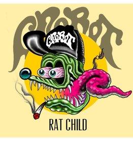 "Black Friday 2021 (LP) Crobot - Rat Child (12"" EP Green Vinyl) BF21"