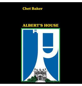Black Friday 2021 (LP) Chet Baker - Albert's House BF21