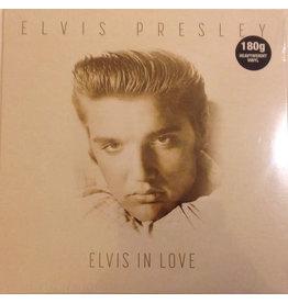 Used LP) Elvis Presley - Elvis In Love(SEALED)