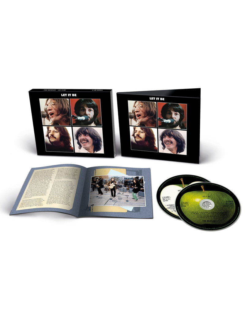 Apple (CD) Beatles - Let It Be (Special Edition) [Deluxe 2CD]