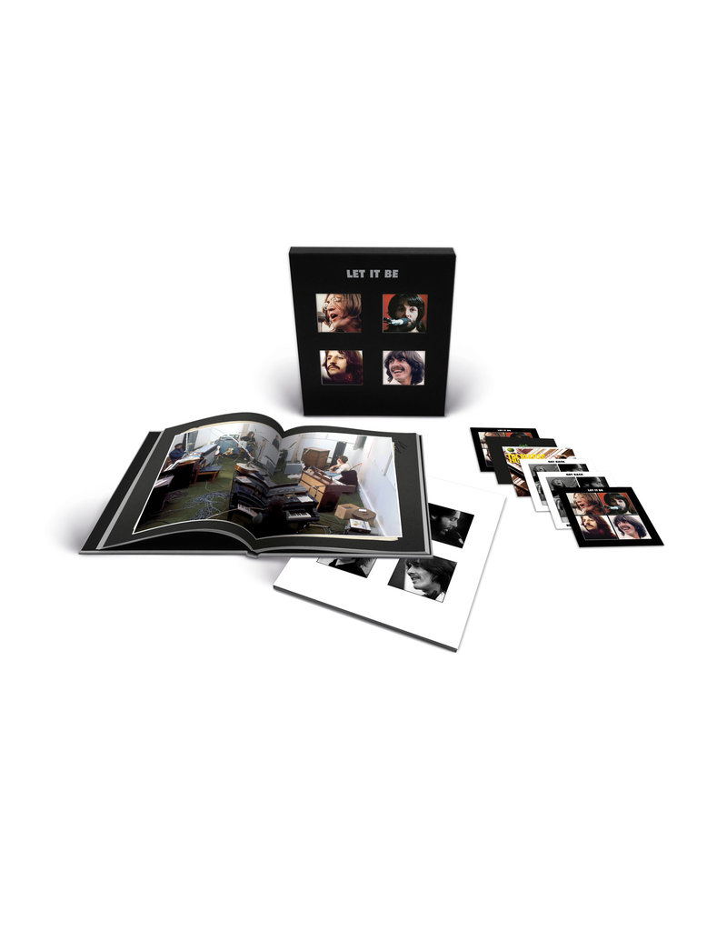 Apple (CD) Beatles - Let It Be (Special Edition) [Super Deluxe 5CD+1BR Audio Box Set]