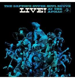 (LP) Various - The Daptone Super Soul Revue Live! At the Apollo (Indie: 3LP/Translucent Teal)