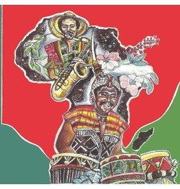Strut (LP) Okyerema Asante feat Plunky - Drum Message