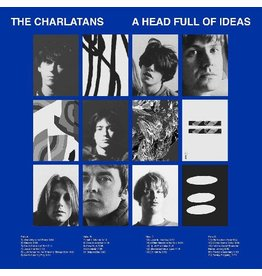 Then Records (LP) Charlatans UK, The - A Head Full of Ideas (6LP Blue Vinyl Box Set)