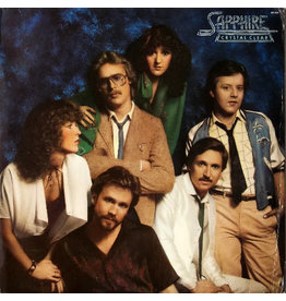 (Used LP) Sapphire - Crystal Clear (568)
