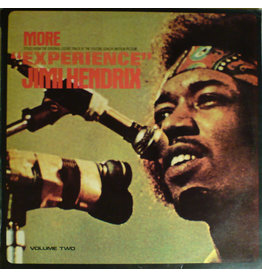 (Used LP) Jimi Hendrix - More Experience