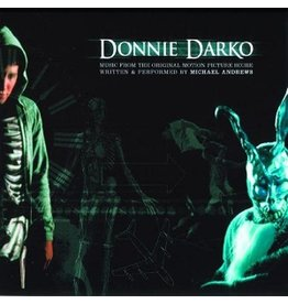 Everloving Records (LP) Soundtrack - Donnie Darko (Michael Andrews) 20th Anniversary/Silver Vinyl