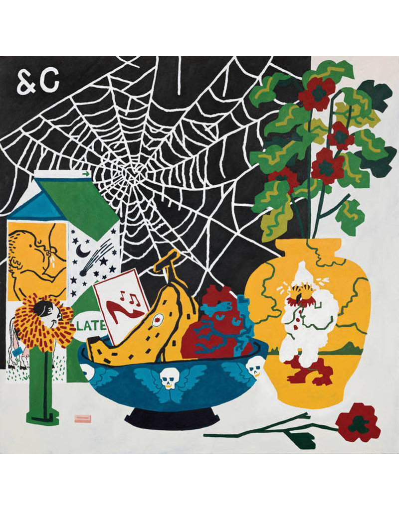 (CD) Parquet Courts - Sympathy For Life