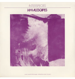 (Used LP) Interspecies Music – Whalescapes (568)