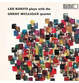 (LP) Lee Konitz & Gerry Mulligan - Lee Konitz Plays With The Gerry Mulligan Quartet (Tone Poet Series)