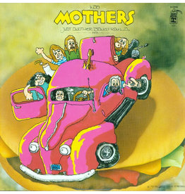 (Used LP) The Mothers – Just Another Band From L.A.