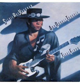 (Used LP) Stevie Ray Vaughan And Double Trouble – Texas Flood