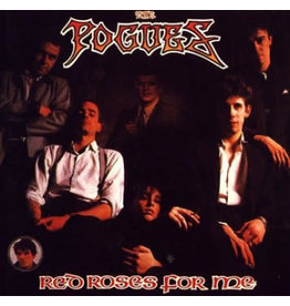 (Used LP) The Pogues – Red Roses For Me