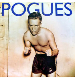 (Used LP) The Pogues – Peace And Love