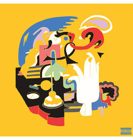 (LP) Mac Miller - Faces (Indie: Transparent Coke Bottle Clear, Transparent Cobalt, Transparent Ruby 3LP)