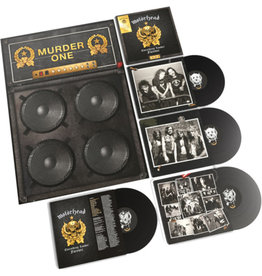 BMG Rights Management (LP) Motorhead - Everything Louder Forever - The Very Best Of (4LP Box)