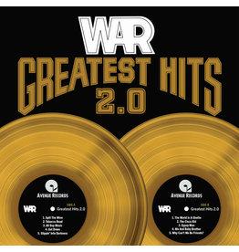 (LP) War - Greatest Hits 2.0 (2LP)