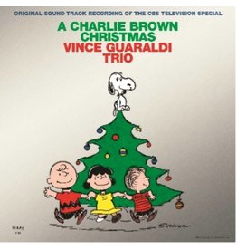 Craft Recordings (LP) Vince Guaraldi Trio - A Charlie Brown Christmas (2021 Limited Edition)
