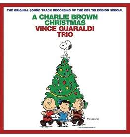 Fantasy (LP) Vince Guaraldi Trio - A Charlie Brown Christmas (2021: Limited Peppermint Vinyl)