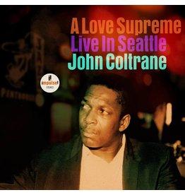 Impulse (LP) John Coltrane - A Love Supreme: Live In Seattle 1965 (2LP)