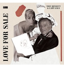 (LP) Tony Bennett & Lady Gaga - Love For Sale (Deluxe: 2LP)