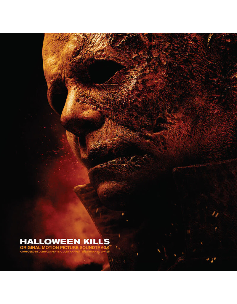 (CD) Soundtrack - John Carpenter, Cody Carpenter & Daniel Davies - Halloween Kills