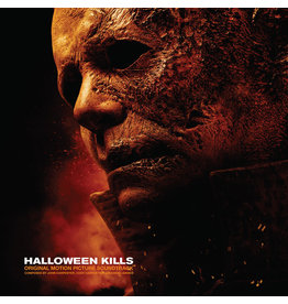 (LP) Soundtrack - John Carpenter, Cody Carpenter & Daniel Davies - Halloween Kills (Orange Vinyl)