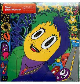 Saddest Factory (LP) Claud - Super Monster (Black Vinyl)