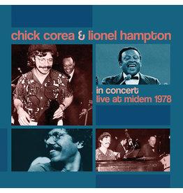 Black Friday 2021 (LP) Chick Corea & Lionel Hamptom - In Concert: Live at MIDEM '78 (Clear Vinyl) BF21