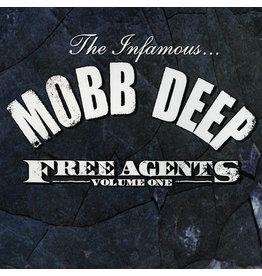 Black Friday 2021 (LP) Mobb Deep - Free Agents (2LP-Smokey Clear) BF21