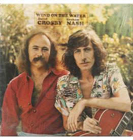 Black Friday 2021 (LP) David Crosby & Graham Nash - Wind On The Water (Translucent Orange Vinyl) BF21
