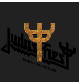 Legacy (LP) Judas Priest - Reflections - 50 Heavy Metal Years Of Music (2LP/Red/180g/Gatefold)
