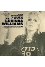 Highway 20 (CD) Lucinda Williams - Lu's Jukebox Vol. 3: Bob's Back Pages: A Night Of Bob Dylan Songs