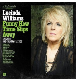 Highway 20 (LP) Lucinda Williams - Lu's Jukebox Vol. 4: Funny How Time Slips Away: A Night of 60's Country Classics